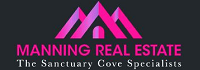 Logo - Manning Real Estate Sanctuary Cove