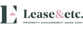 Lease and etc