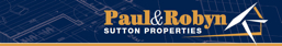 Logo - Paul and Robyn Sutton Properties