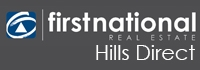 Logo - First National Hills Direct