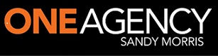Logo - One Agency Sandy Morris