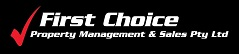 Logo - First Choice Property Management and Sales Pty Ltd