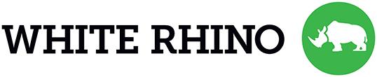 Logo - White Rhino Property