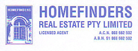 Logo - Homefinders Real Estate
