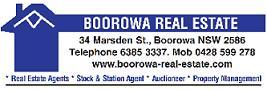 Boorowa Real Estate