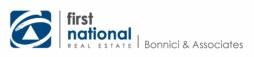 Logo - First National Real Estate - Bonnici & Associates