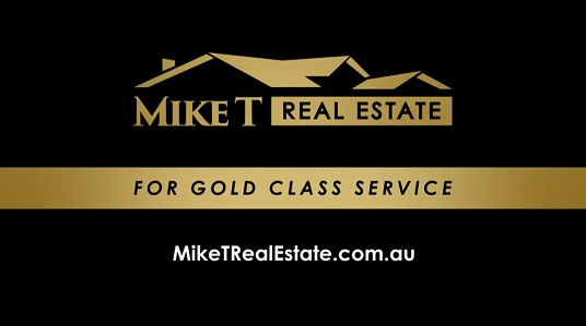Logo - Mike T Real Estate
