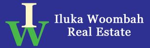 Logo - Iluka Woombah Real Estate
