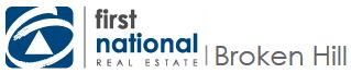 Logo - First National Real Estate Broken Hill