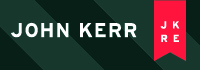 Logo - John Kerr Real Estate Trafalgar