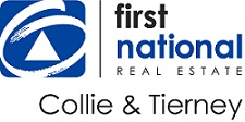 Logo - First National Real Estate Collie & Tierney