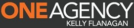 Logo - One Agency Kelly Flanagan