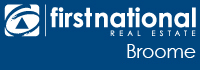 Logo - First National Real Estate Broome