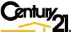 Logo - Century 21 Combined Orange