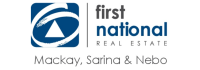Logo - First National Real Estate Mackay Sarina Nebo
