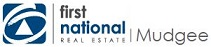 Logo - First National Real Estate Mudgee