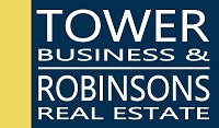 Logo - Tower Business & Robinsons Real Estate