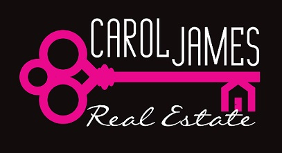 Logo - Carol James Real Estate
