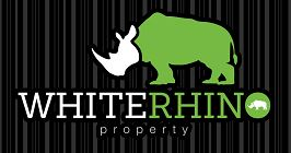 Logo - White Rhino Property