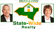 Logo - Bruce & Lynn State-Wide Realty