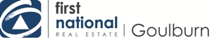 Logo - First National Real Estate Goulburn