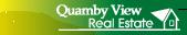 Logo - Quamby View Real Estate