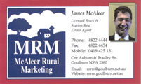 Logo - McAleer Rural Marketing