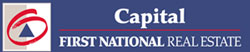 Logo - Capital First National Real Estate (Charnwood)