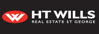 Logo - HT Wills Real Estate St George