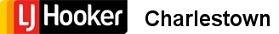 Logo - LJ Hooker Charlestown