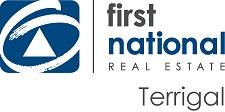 Logo - First National Terrigal