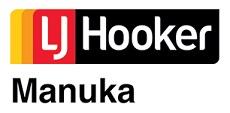 Logo - LJ Hooker Manuka