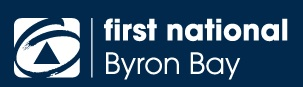Logo - Byron Bay First National Real Estate