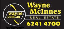 Logo - Wayne McInnes Real Estate