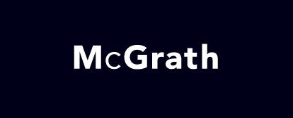 Logo - McGrath Estate Agents Gungahlin