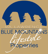 RA Lawrence Blue Mountains