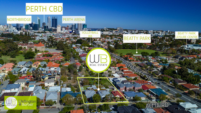 149 - 153 Alma Road, North Perth WA 6006