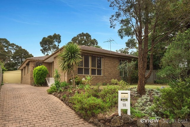 18 Kilberry Crescent, Hallam VIC 3803
