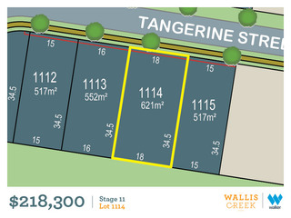 Lot 1114 Tangerine Street