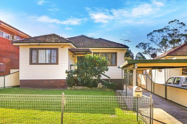 20 Henty Street, Yagoona NSW 2199