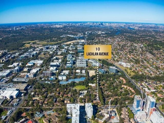 1-3 Lachlan Avenue, Macquarie Park NSW 2113