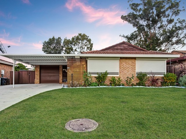29 Epping Forest Dr, Eschol Park NSW 2558