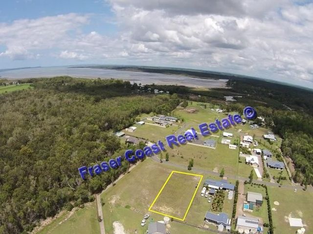 Sanderling Drive, Boonooroo QLD 4650