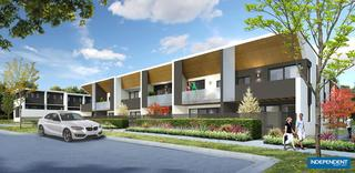 LUXE - 3 Bedroom + Study Townhouse Lawson ACT 2617