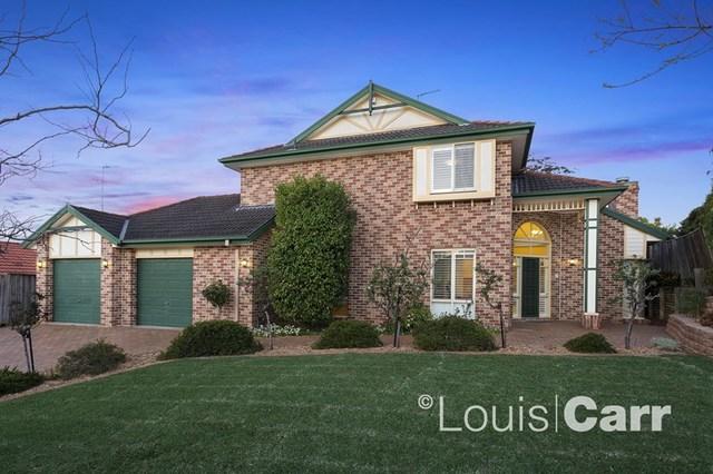 22 Arnold Janssen Drive, Beaumont Hills NSW 2155