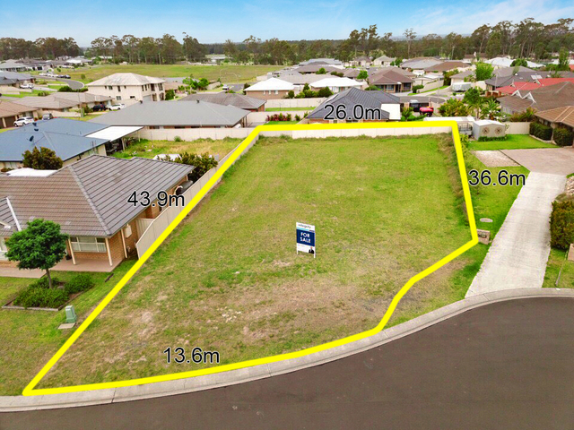 3 Palm Lilly Close, NSW 2540
