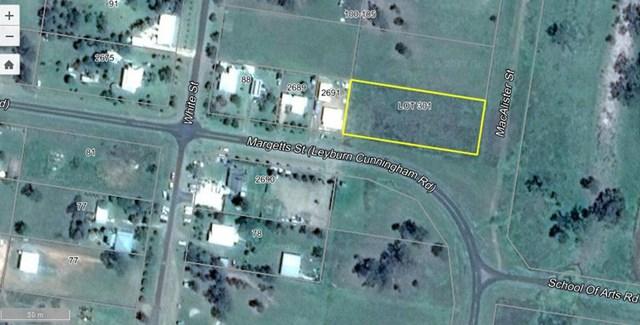 Lot 301 Macalister St, Pratten QLD 4370