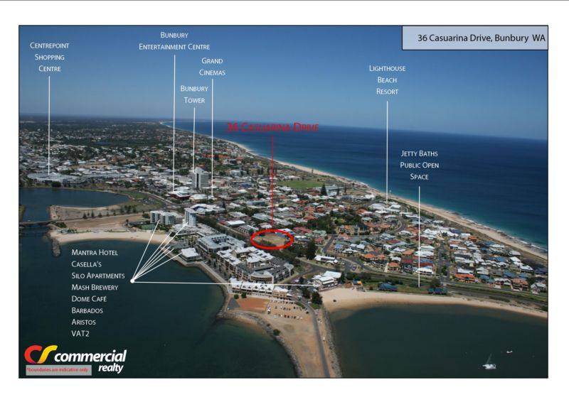 36 Casuarina Drive, Bunbury, WA, 6230 - Commercial Property For Sale