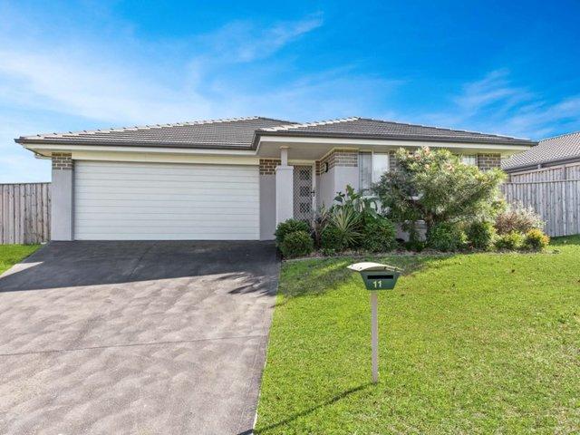 11 McKeachie Drive, Aberglasslyn NSW 2320