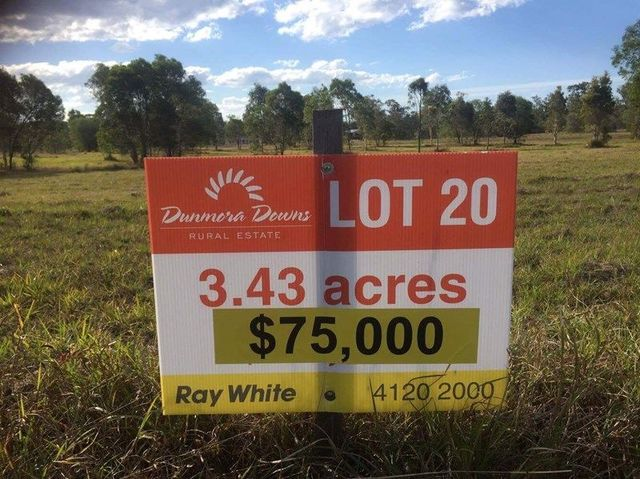 Lot 20 Wallum Froglet Court, Dunmora QLD 4650